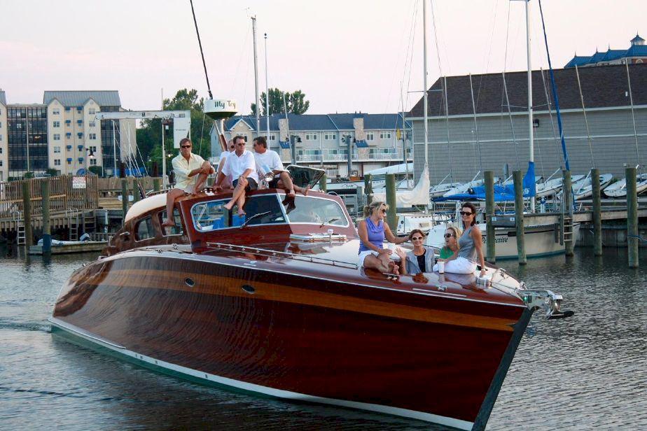 TV: Till salu - Så mycket kostar magnifika träbåten Pops