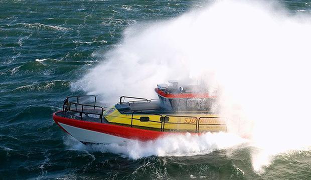 Hjälp Sjöräddningen att hjälpa på Medelhavet