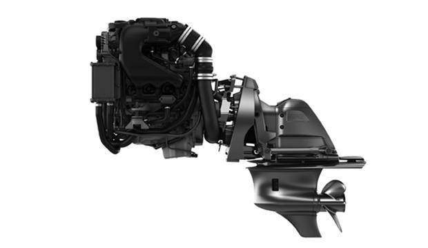 Ny serie bensinmotorer från Volvo Penta