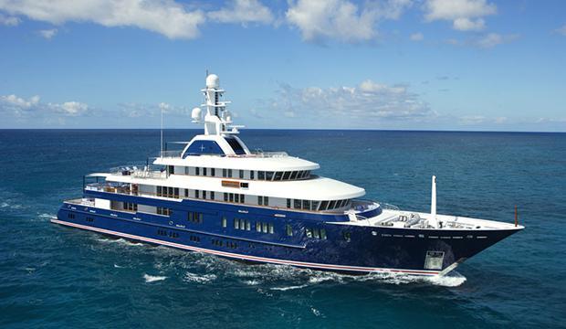 Här är de största båtarna i Fort Lauderdale
