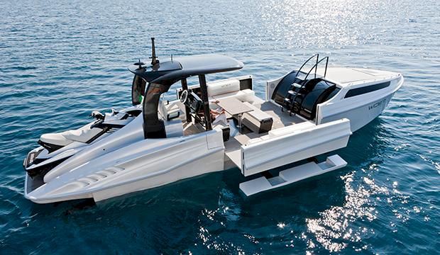 TV: Wider 42 - båten som är byggd för dig