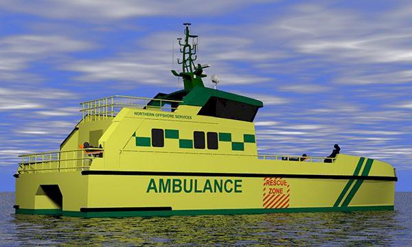 Göteborg får Sveriges första äkta ambulansbåt