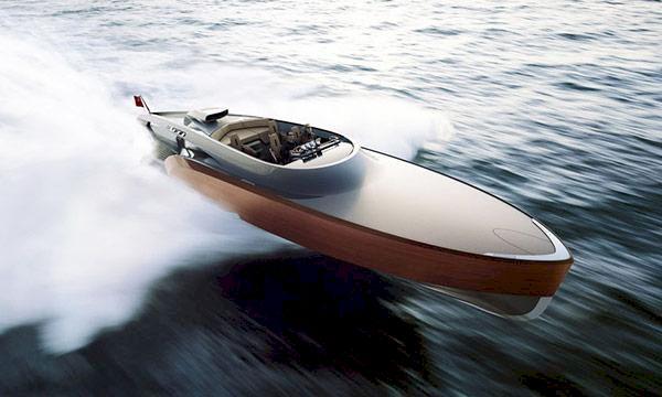 TV: Så ser Spitfire-planet ut som båt