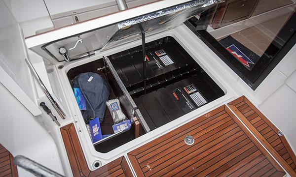Första testet: Nimbus succébåt - nu med eldrift