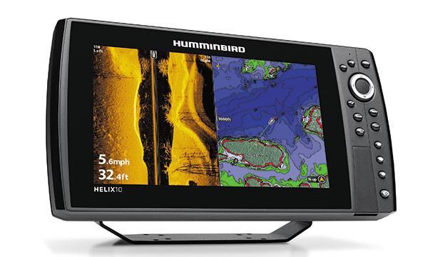 Humminbirds nya skapar kartor i realtid