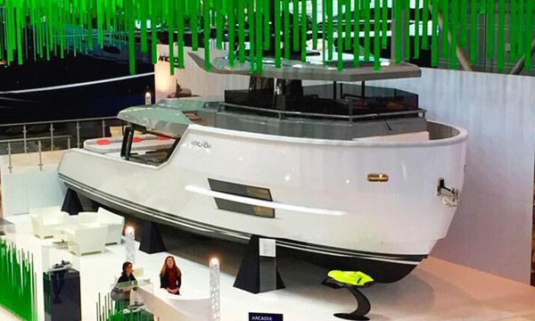 Arcadia Sherpa är lyxyachten som ser ut som en bogserbåt