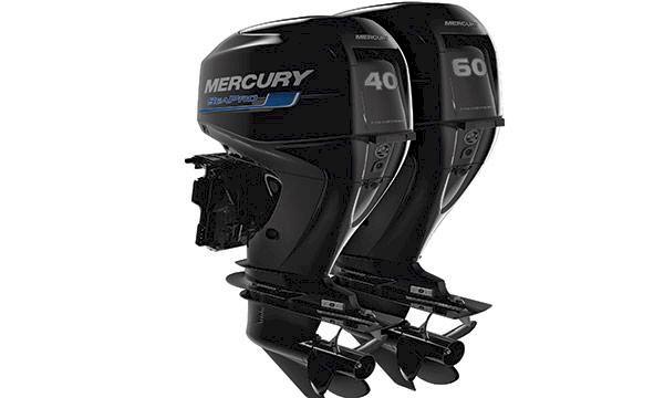 Mercury Seapro – två nya modeller av märkets arbetsmotorer
