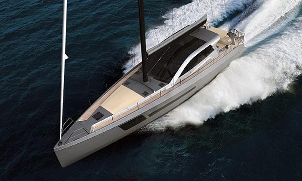 Bilder: BD 56 är segelbåten som är en motorbåt