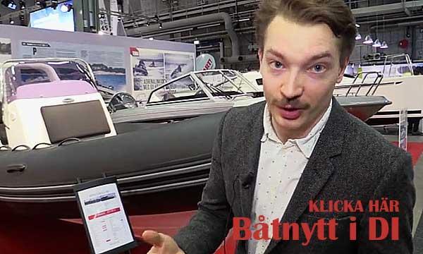 TV: Här intervjuas Båtnytt av Dagens Industri