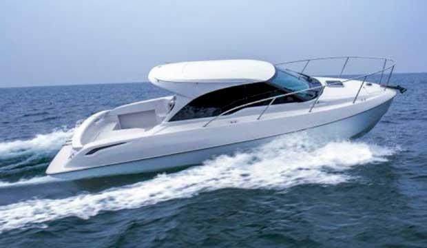 Här är Toyotas senaste – båt
