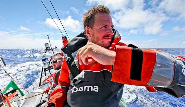 Nu har du möjlighet att segla Volvo Ocean Race