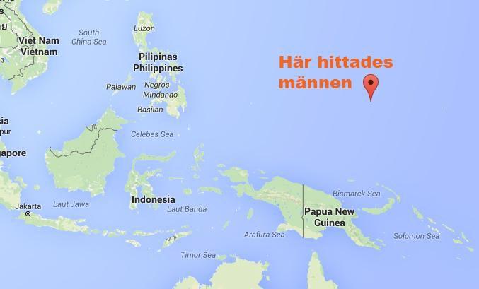 TV: Här räddas skeppsbrutna männen från den öde ön