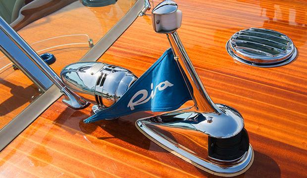 Till Salu: Så mycket får du betala för drömbåten Riva Aquarama