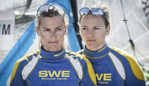 OS-truppen klar: Så höga är förväntningarna på svenska medaljhoppen i segling