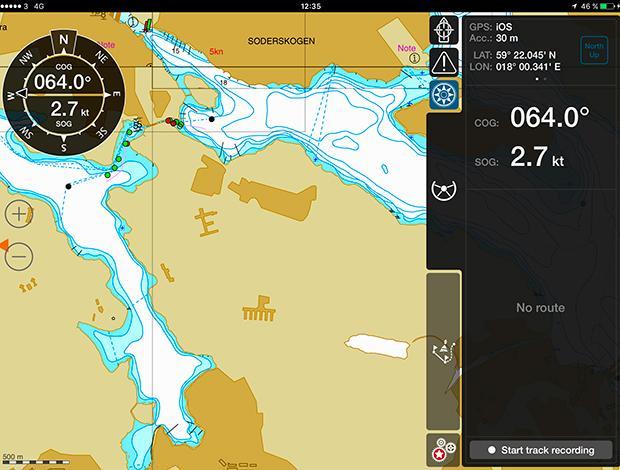 Här är bästa navigationsapparna för plattan och mobilen