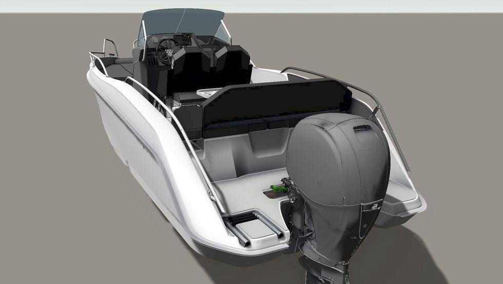 Bilder: Här är Hydrolifts folkligare båt