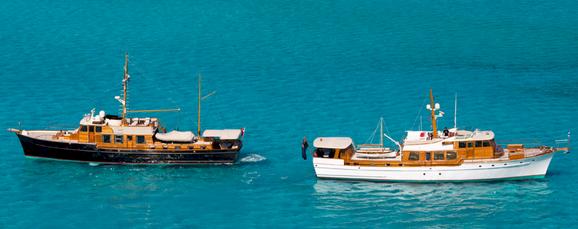 200 år gamla Hodgdon gör fantastiska båtar