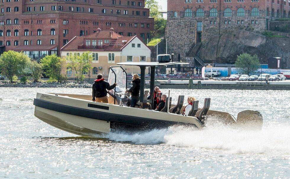 Snabbast och tuffast på High Speed Boat Operations Forum