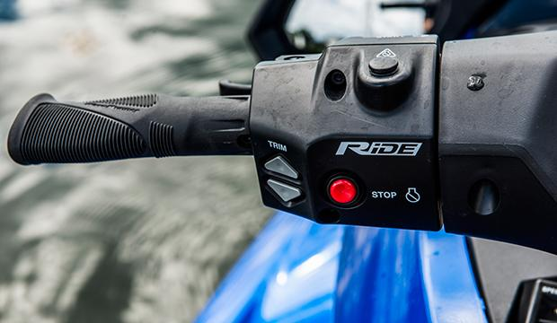 Test: Så bra är Yamahas tungviktarskoter FX SVHO
