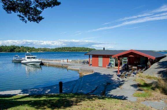 TV: Kolla in det här båtparadiset i ytterskärgården