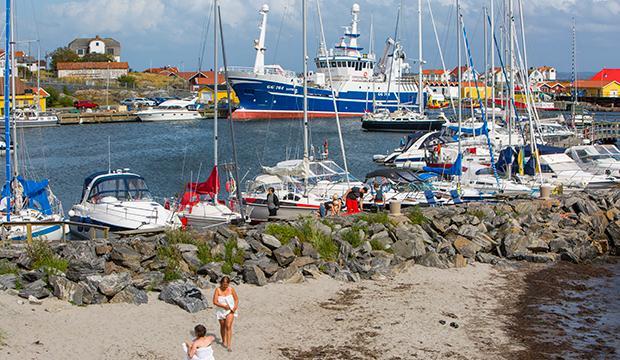 Upptäck Göteborgs skärgård del 1: Kargt naturreservat med fästning som granne
