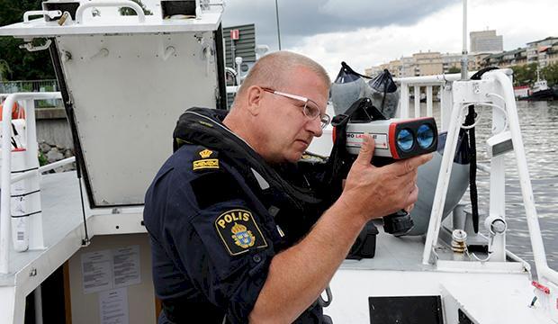 Sjöpolisen: De är värst på sjön