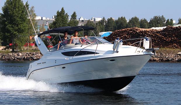Köpguide: Sea Ray Sundancer 290 – mycket båt för pengarna