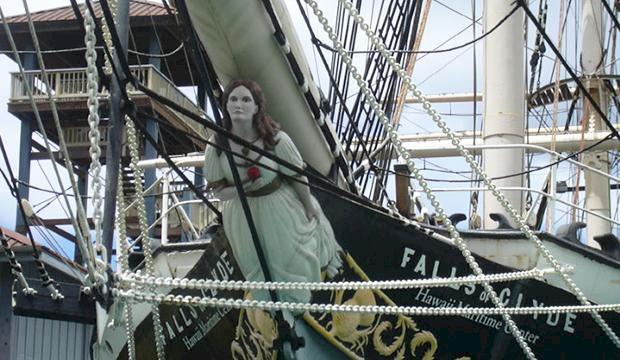 Därför riskerar världsunik fullriggare sänkas till sjöss