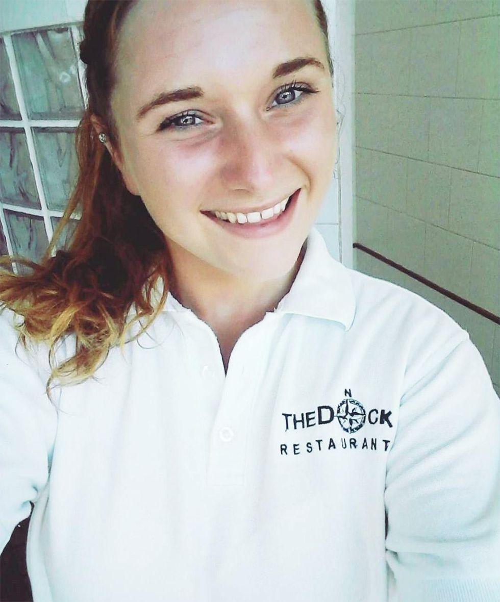 22-åriga Emma båtliftade över Stilla havet