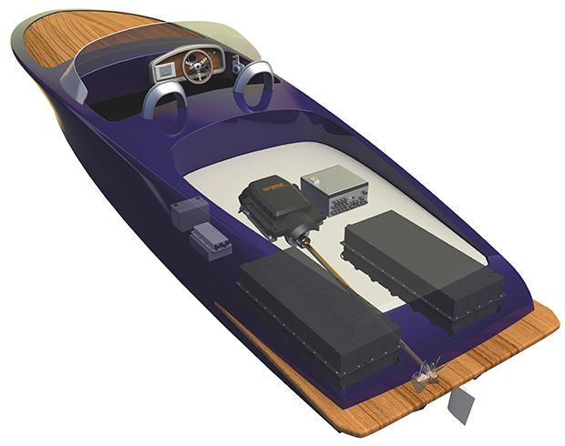 Så dyrt är det med elinombordare i båten