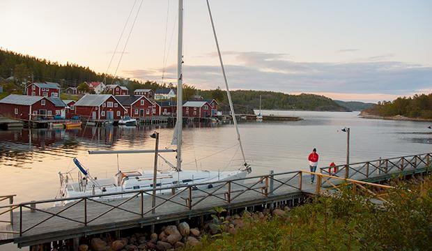 Världskänd kuststräcka utsedd till Sveriges vackraste natur