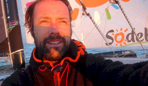 TV: Han krossade världsrekordet i ensamsegling runt jorden