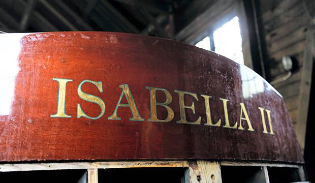 Reportage: Han är Sveriges enda träbåtsdetektiv