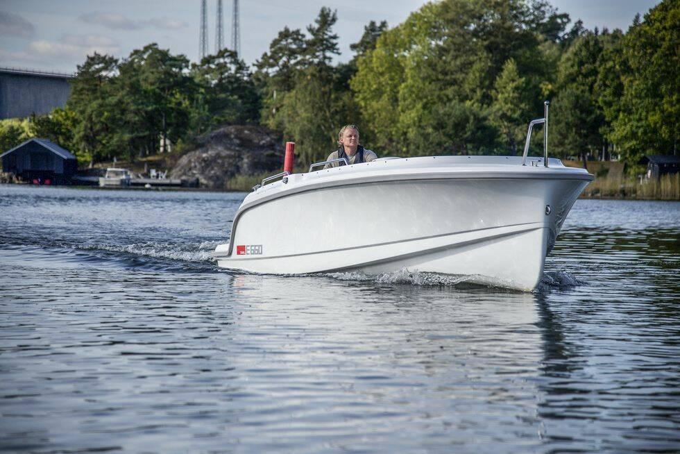 Test: Dahl E660 – från fartmonster till ljudlöst glid