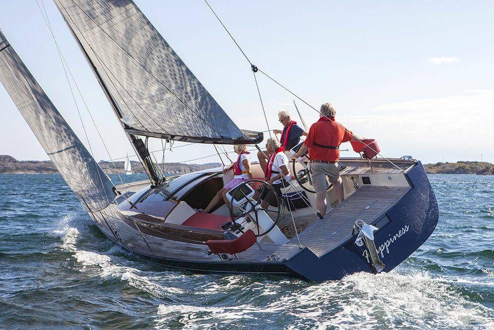 Drömbåten Tofinou 12 – skön snabbseglare från Frankrike