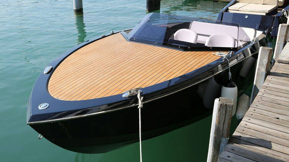 Här är varvet som bygger framtidens båtar