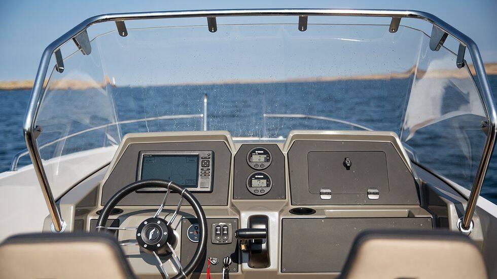 Test: Finnmaster S6 – stabil och sportig