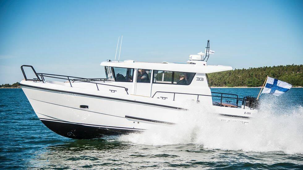 Europas bästa motorbåtar utsedda – här är vinnarna