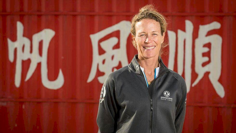 Första kvinnorna klara för Volvo Ocean Race