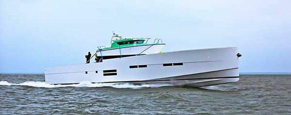 Svenska Delta Yacht tog hem tungt pris