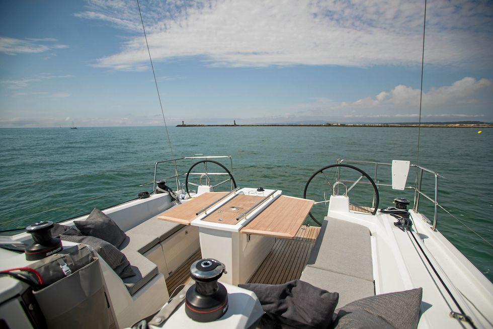 Beneteau Oceanis 40.1 – med plats för två familjer