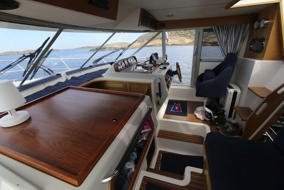 Klassikern: Nimbus 37 Trawler