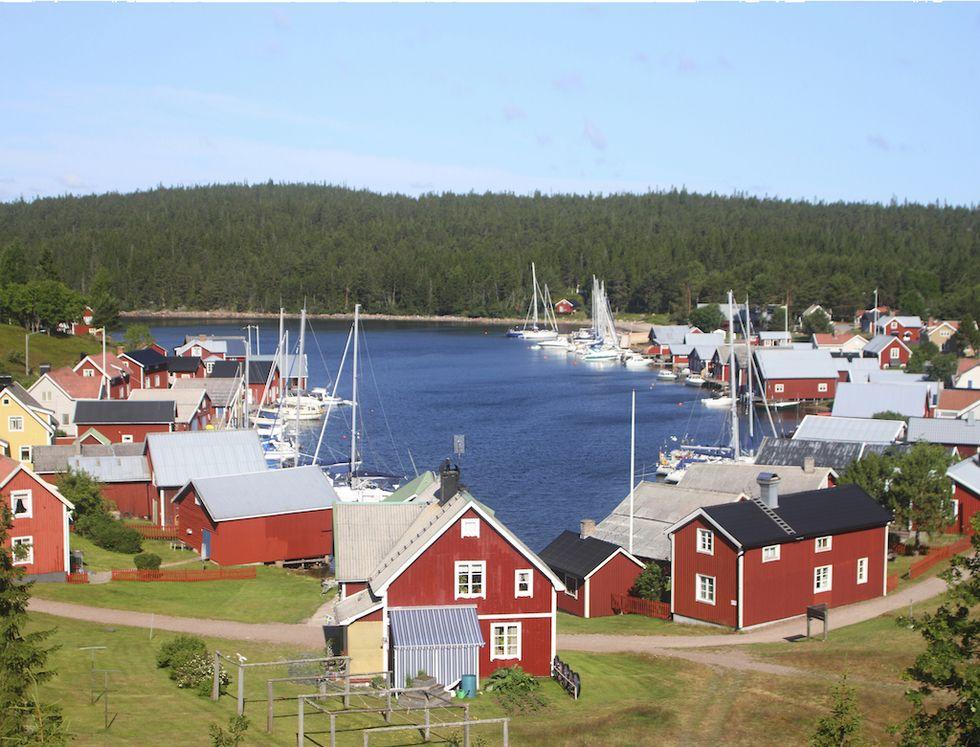 Resmål: Trysunda – Sveriges vackraste ö