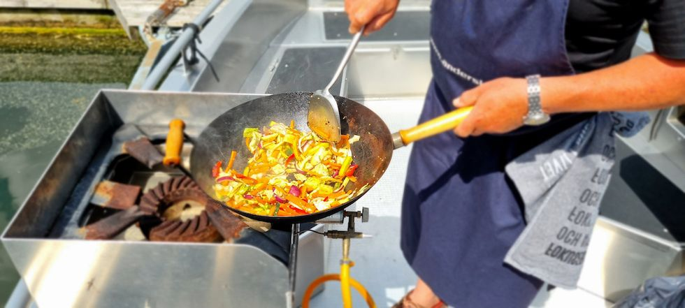 Så lagar du underbar mat ombord – Levéns bästa tips