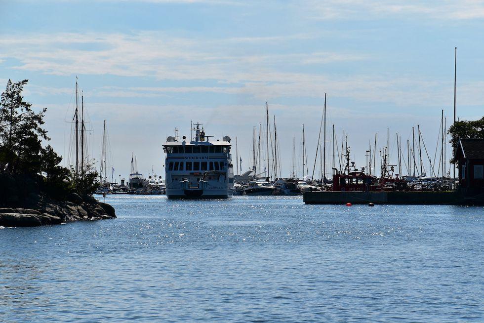 Ny på Sjön: Trygg rutt längs kusten