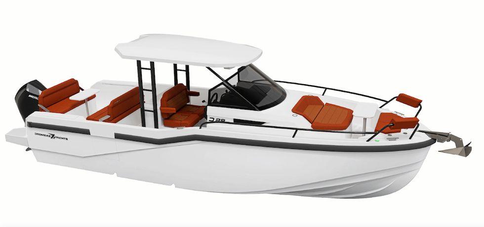 Premiär för nytt båtmärke i Skandinavien